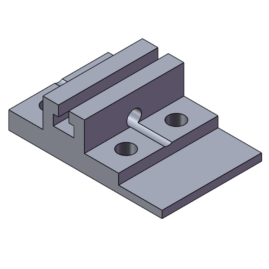 H-Series Rafter Bayonet Latch Connector | 00383 | Fabric Structure Systems