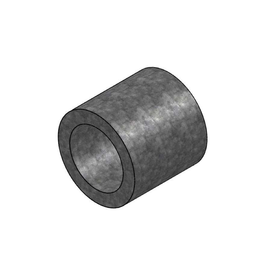 H-Series 30MM Ring, Base Plate   03422   Fabric Structure Systems